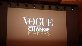 Change Makers με προσκεκλημένη την Άννα Γουίντουρ