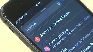 Geografie 2.0: Apple macht die Krim russisch