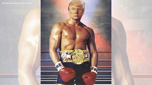 ترامپ رئیسجمهوری قدرقدرت با مهارتهای راکی، جنگجو و خودشیفته؟