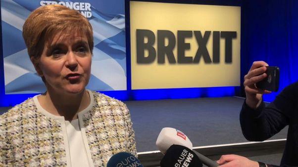 """Шотландия хочет поквитаться с Лондоном за """"брексит"""""""