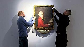 3 Mio über dem Schätzpreis: Mozart-Porträt für 4 Mio verkauft