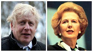 از تاچر تا جانسون؛ محافظه کاران بریتانیا در آستانه «پیروزی کم سابقه»
