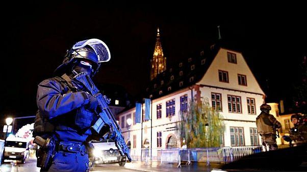 عکس متعلق به حمله تروریستی سال ۲۰۱۸ در استراسبورگ