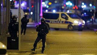 Strazburg'da 11 Aralık 2018'deki Noel pazarı saldırısında 5 kişi hayatını kaybetti