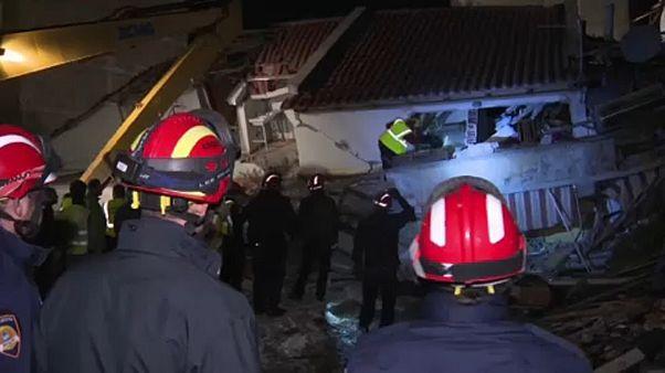 Sobe para 40 o número de mortos em sismo na Albânia