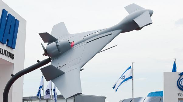 طائرة هاروب للجيش الإسرائيلي