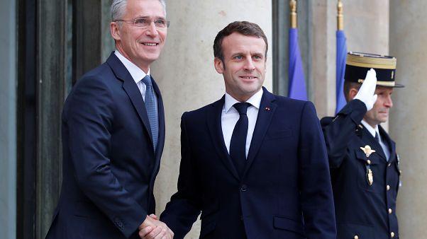 Macron: Türkiye, Suriye'de oldubitti yapıp  aynı zamanda NATO'dan destek bekleyemez
