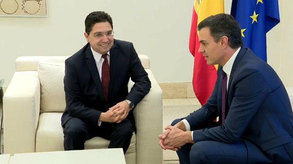 Cooperación contra la inmigración irregular entre Marruecos y España
