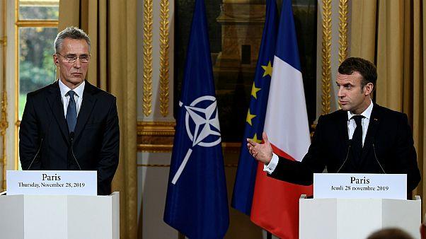"""Macron a la OTAN: """"El enemigo no es Rusia ni China, es el terrorismo"""""""