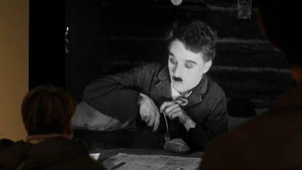 Charlie Chaplin a művészek szemével