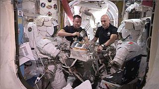 Uzay Günlükleri: 'Uzayda tamir yapmak adeta açık kalp ameliyatı gibi'