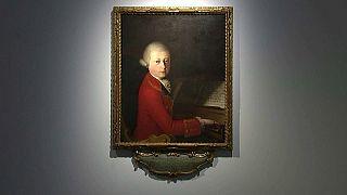 Un retrato de Mozart es vendido en una subasta por cuatro millones de euros