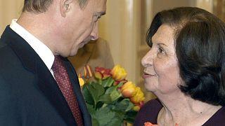 Rusya Devlet Başkanı Putin, Goar Vartanyan'ı Dünya Kadınlar Günü'nde kutlarken