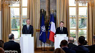 ماکرون: اروپا باید در معاهده جدید هستهای روسیه و آمریکا مشارکت کند