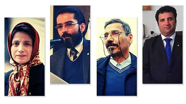 جایزه حقوق بشری وکلای اروپا به ۴ وکیل ایرانی اعطا شد