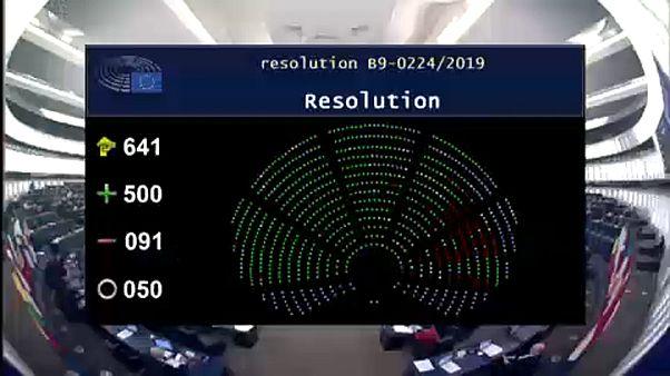 EU-Parlament will Gewalt gegen Frauen stärker bekämpfen