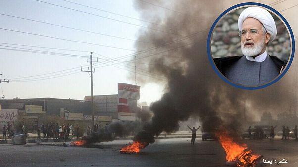 مهدی کروبی در واکنش به اعتراضهای اخیر ایران: از سکوت رجال سیاسی در عجبم
