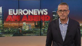 Euronews am Abend vom 28.11.19: Klimanotstand, Dienstpflicht & Drogen