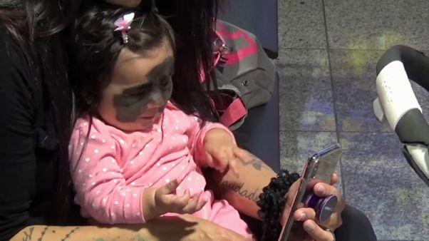 Oroszországban gyógyul egy floridai kisbaba