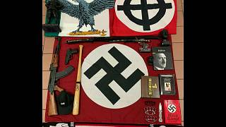 İtalyan polisi yeni bir Nazi partisi kurma hazırlığındaki bir grubu dev operasyonla ortaya çıkardı