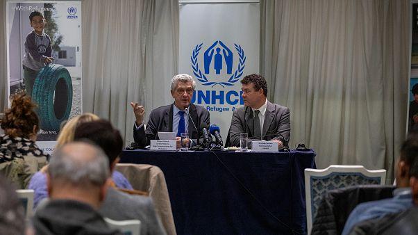 Φιλίππο Γκράντι: Η ΕΕ χρειάζεται ένα κοινό σύστημα ασύλου
