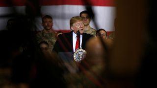 ABD Başkanı Trump'tan Afganistan'a sürpriz 'Şükran Günü' ziyareti