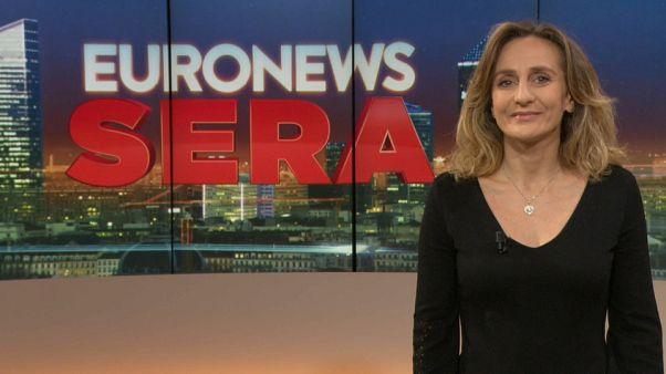 Euronews Sera | TG europeo, edizione di giovedì 28 novembre 2019