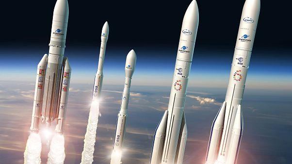 Европа включается в космическую гонку