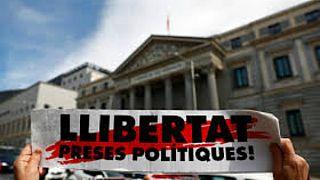 İspanya'da bağımsızlık girişimlerine Bask Özerk Parlamentosu da katıldı