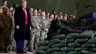 El presidente de EEUU anunció la reanudación del dialógo con los talibanes