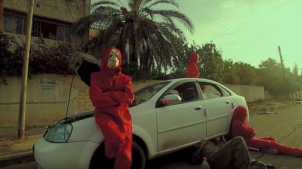 بيلا تشاو العراق