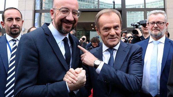 Ευρωπαϊκό Συμβούλιο: Παρέδωσε τη σκυτάλη ο Ντ. Τουσκ