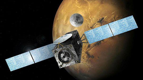 فضانوردان اروپایی به کره ماه میروند