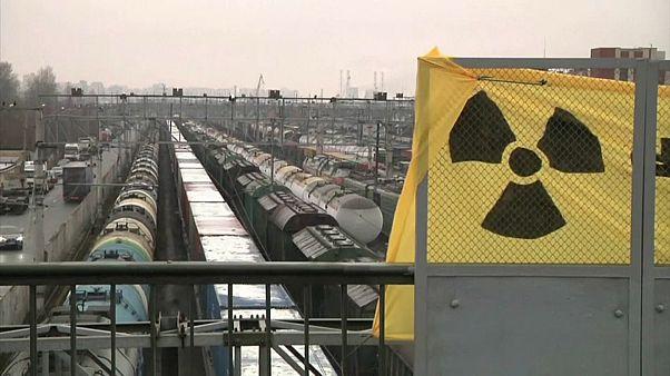Arrivée d'uranium appauvri en Russie, Greenpeace gronde