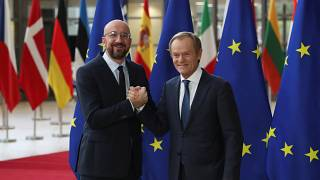 Watch back: Charles Michel replaces Donald Tusk as EU Council President