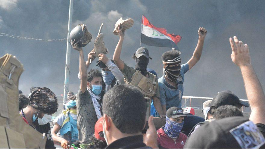 درگیریهای خونین در عراق؛ عادل عبدالمهدی از استعفای خود خبر داد