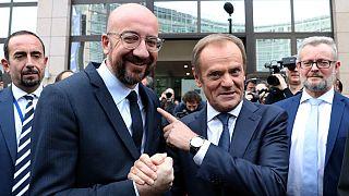 شارل میشل ۴۴ ساله رئیس شورای اتحادیه اروپا شد