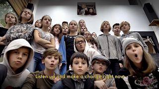 Noar, le rappeur hongrois qui se dresse contre le réchauffement