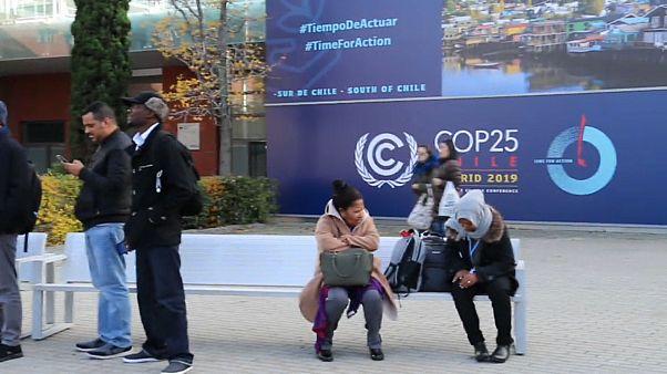 A klímacsúcs hirtelen kihívás Madridnak