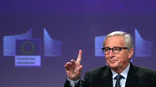 """Juncker: """"Amíg élek, büszke leszek arra, hogy szolgálhattam Európát"""""""
