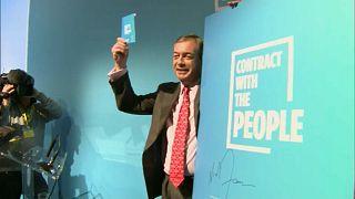 Die Außenseiter: Farage, Liberaldemokraten und Co.