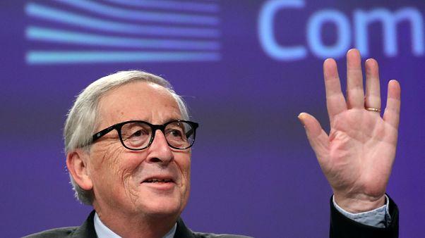 Jean-Claude Juncker despede-se da Comissão Europeia
