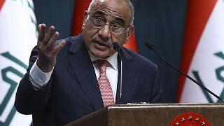 Irak Başbakanı Adil Abdülmehdi istifa edeceğini duyurdu