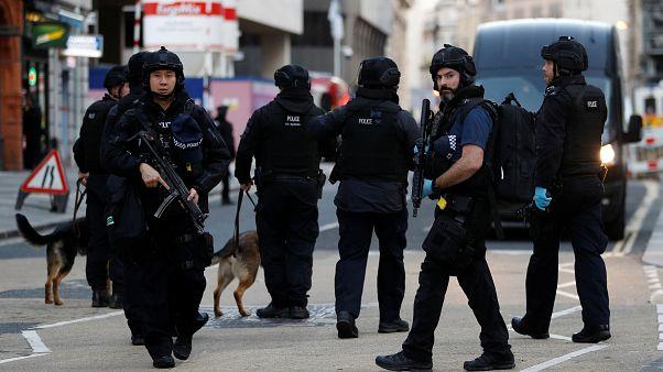 Нападение на Лондонском мосту признано терактом