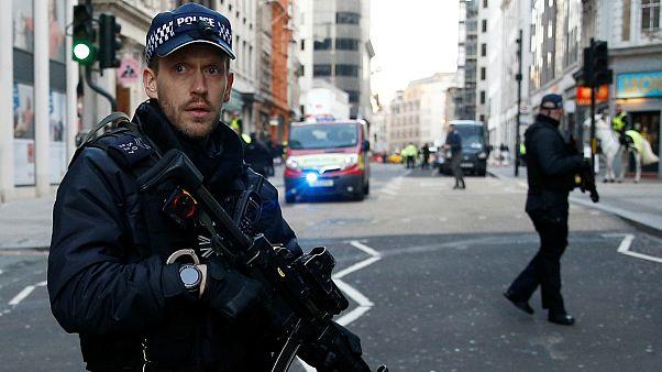 دو کشته در حمله تروریستی لندن؛ مهاجم با گلوله پلیس از پای درآمد
