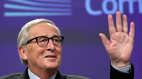 رئيس المفوضية الأوروبية المنتهية ولايته جان-كلود يونكر