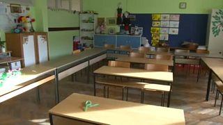 Folytatódik a horvát pedagógusok sztrájkja