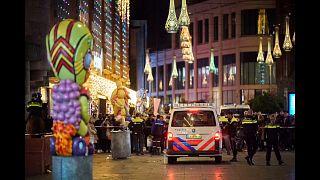 Tres personas han sido apuñaladas en el centro comercial de La Haya