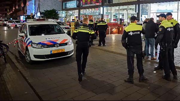 Késes támadás Hollandiában, Hágában is