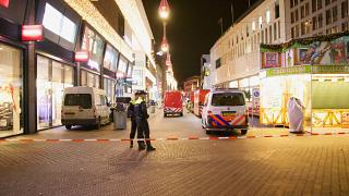 Hollanda'nın Lahey kentindeki Büyük Pazar Sokağı'nda bıçaklı saldırı sonucu yaralananların olduğu belirtildi